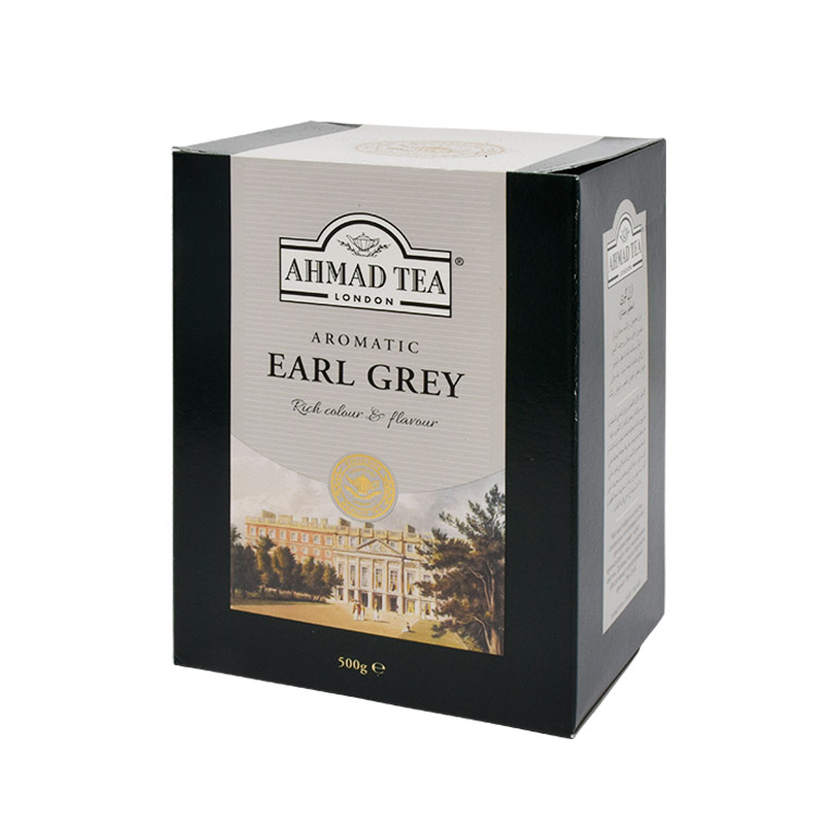 Ahmad Tea Earl Grey 500g. Оригинал Шри-Ланка для Европы.